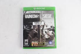 microsoft siege tom clancy s rainbow six siege for microsoft xbox one property room