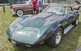 2nd corvette combined locks wi august 18 1976 chevy corvette stingray