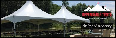 renting tents dependable tents dependable tents tent rental and event rental