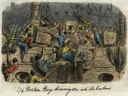 boston tea party the act of american colonial defiance served as a