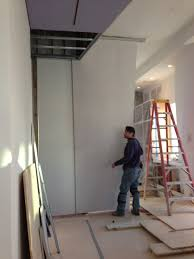 Pressurized Walls Nyc by Temporary Wall Archives Non Warping Patented Honeycomb Panels
