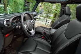 pink jeep interior 2014 jeep wrangler reviews and rating motor trend