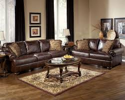 Leather Living Room Furniture Clearance Living Room Set Up Your Design With Cheap Leather