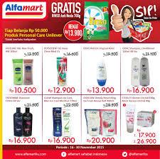 Parfum Di Alfamart alfamart promo sip tebus murah rinso anti noda giladiskon