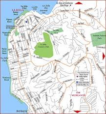 la jolla map road map of la jolla la jolla california aaccessmaps com