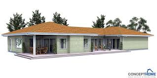 modern house ch106 plans and images