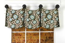 Patterns For Curtain Valances Delaine Curtain Valance Sewing Pattern Pate