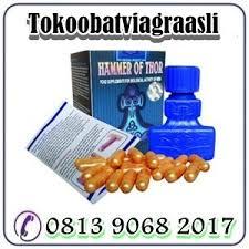 hammer of thor 0813 9068 2017 alamat toko jual obat viagra