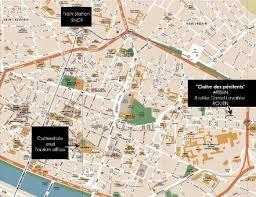map of rouen atomosyd from nonlinear dynamics to biomedicine
