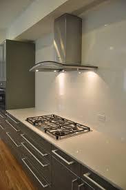 Wall Panels For Kitchen Backsplash Backpainted Glass Wall Panels Custom