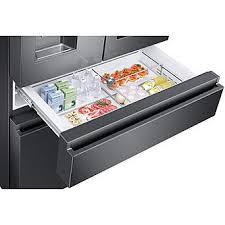 Samsung French Door Refrigerator Cu Ft - samsung rf23m8570sg aa 22 cu ft counter depth 4 door french door