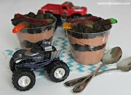 Dirt Cake For Halloween Caramel Potatoes Dirt And Worms Dessert