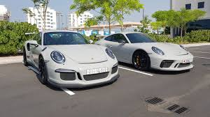 fashion grey porsche gt3 fashion grey and chalk crayon side by side rennlist porsche