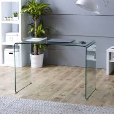 Diy Glass Desk Best 25 Small Glass Desk Ideas On Pinterest Diy Decorations With