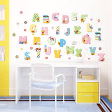 online shop winnie the pooh 26 letters home decor english wall