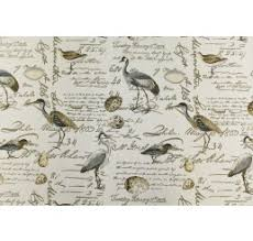 Upholstery Fabric With Birds Fabrics Birds Bees Insects Cotton The Fabric Mill