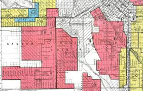 Denver Metro Zip Code Map by How Can We See Redlining U0027s Lasting Impacts On Denver Denverite