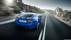 black jaguar car wallpaper jaguar xkr s blue 4k hd desktop wallpaper for u2022 dual monitor