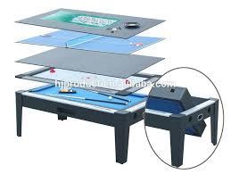 3 in 1 pool table air hockey hockey foosball table 2 in 1 table game air hockey table gift for
