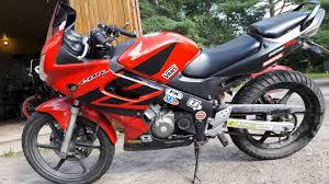 honda cbr 125 r 125 cm 2004 tuusula motorcycle nettimoto
