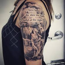 Tattoos Of - best 25 wolf sleeve ideas on wolf tattoos