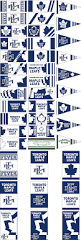 leaf flags and banners