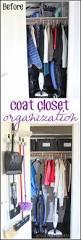 best 25 coat closet organization ideas on pinterest entry