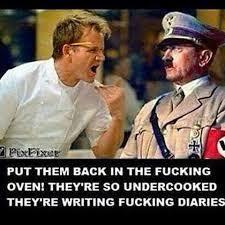 Nazi Meme - lol edgy nazi meme im so fucking funny comedycemetery