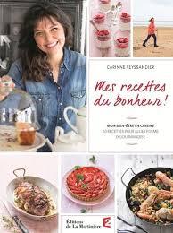 t atin cuisine carinne teyssandier mes recettes du bonheur mon bien être en cuisi mon bien être en