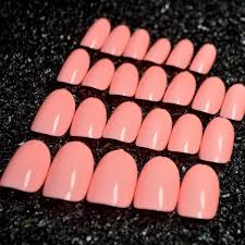 compare prices on oval false nails online shopping buy low price