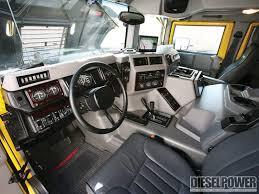 Custom Car Interior San Diego Hummer Interiors 1101dp Hummer H1 Retrofit Interior Cabin Photo