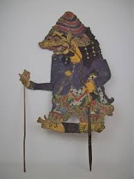 shadow puppets for sale wayang kulit shadow puppet leather figure indonesia java circa