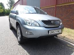 lexus rx hybrid for sale uk lexus rx estate 350 3 5 le 5d auto for sale parkers