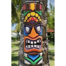 mosaic tiki mask tiki mask 50cm the gorgeous vibrant 50cm