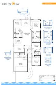 coastal key floor plans