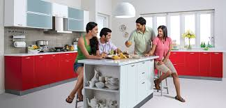 godrej kitchen interiors steel kitchen