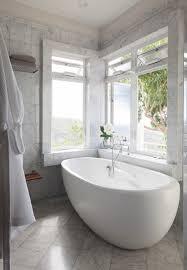 Bathtub Planter Tropical Bathroom Tile Square Concrete Planter Black Marble