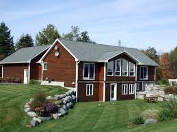 Living In The Mountains by The Mountain Trailhead Vermont Modular Homes