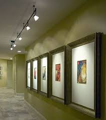 accent lighting for paintings iesna museum and art gallery lighting smart home pinterest
