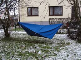 winter hammock bivi