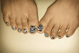 nail art design toes gallery nail art designs