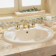 Polished Brass Bathroom Faucets Widespread American Standard 7871 712 002 Hampton Two Porcelain Lever Handle