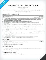 sample resume for architecture student resume for ojt architecture