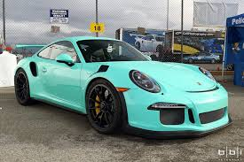 paint to match porsche exclusive paint to sample 911 gt3 rs the tiffany blue