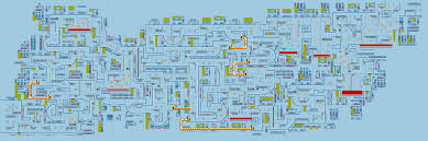 Adventure Map Sonic Pocket Adventure Maps The Sonic Center