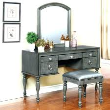 Table Vanity Mirror Mirrored Vanity Table Vanity Desk With Mirror And Lights Lighting