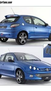 peugeot 206 2006 peugeot 206 sport accessories uk motor1 com photos
