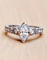 Wedding Ring Styles by Best 25 Marquise Diamond Rings Ideas On Pinterest Marquise Ring