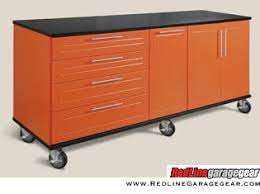 Tool Bench For Garage We Offer Stylish And Functional Garage Workbenches Redline Garagegear