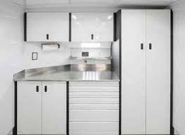 v nose enclosed trailer cabinets v nose trailer cabinet project s pinterest cargo trailers living